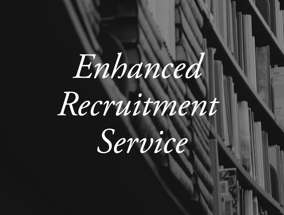 Enhanced Recruitment Service